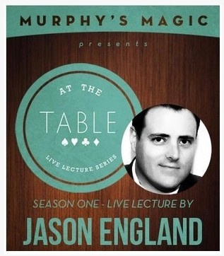 2014 At the Table Live Lecture starring Jason England (Download)