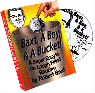 2016 Baxt, a Boy & a Bucket by Robert Baxt (Download)