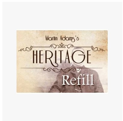 2013 Heritage by Martin Adams (Download)