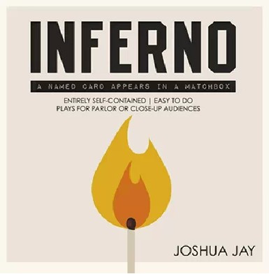 2013 Inferno by Joshua Jay (Download)