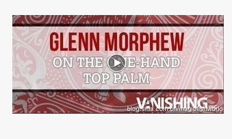 2010 Glenn Morphew - One Hand Top Palm (Download)
