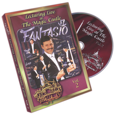 Lecturing Live At The Magic Castle Vol. 2 by Fantasio