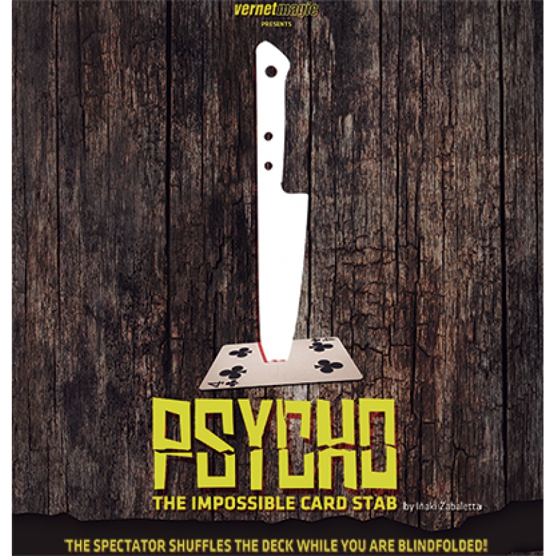 2016 Psycho by Inaki Zabaletta and Vernet (Instant Download)