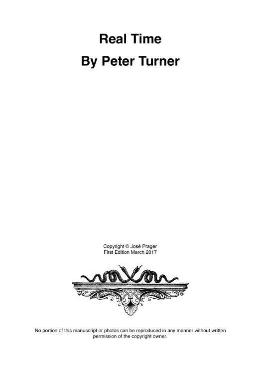 REAL TIME BY PETER TURNER (INSTANT DOWNLOAD) PDF