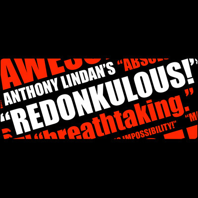 Redonkulous by Anthony Lindan (Instant Download)