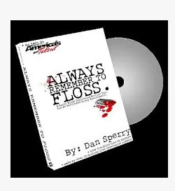 2012 Always Remember to Floss by Dan Sperry (Download)