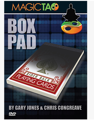 2015 Box Pad by Gary Jones and Chris Cong (Download)