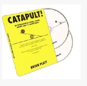 Catapult!by Brian Platt 2 Vols (Download)