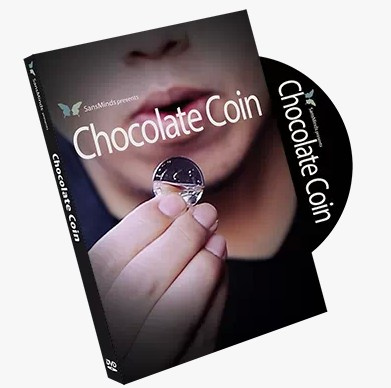 2014 Chocolate Coin by Will Tsai (video Download)