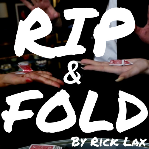 2015 Rip and Fold by Rick Lax (Download)