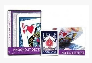Bicycle Knockout Deck by Ben Salinas (Download)