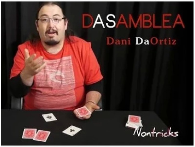 2015 Dasamblea (Dassembly) by Dani DaOrtiz (Download)