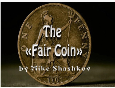 2015 The Fair Coin by Mike Shashkov (Download)