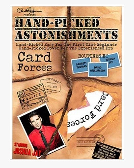 2013 Hand-Picked Astonishments: Card Forces (Download)