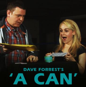 A Can by Dave Forrest (Instant Download)