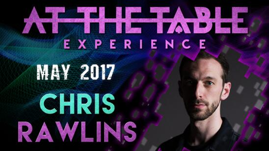 At The Table Live Lecture starring Chris Rawlins May 3rd 2017