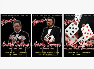 Gerry Griffin - Lucky Sevens(1-3) (Download)