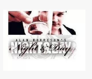 08 ALAN RORRISON - NIGHT AND DAY (Download)
