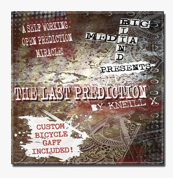 2014 The Last Prediction by Kneill X (Download)