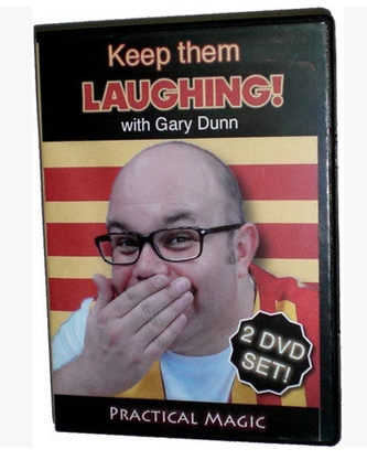 2015 Keep Them Laughing by Garry Dunn 2 Vols (Download)