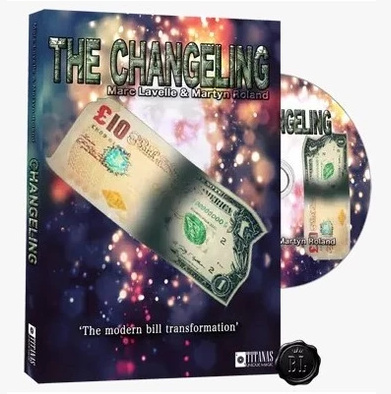 2015 Changeling by Marc Lavelle and Titanas Magic (Download)