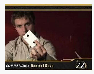 2008 Theory11 Commercial by Dave Buck (Download)