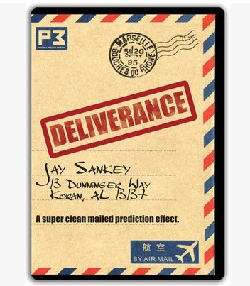 2014 P3 Deliverance by Jay Sankey (Download)