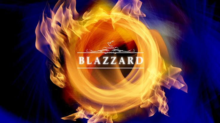 Blazzard by Cigma Magic (Video Download)