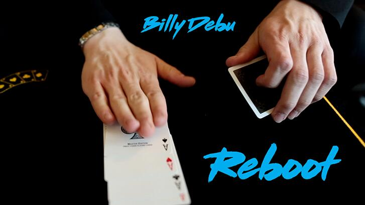 Reboot by Billy Debu video (Download)