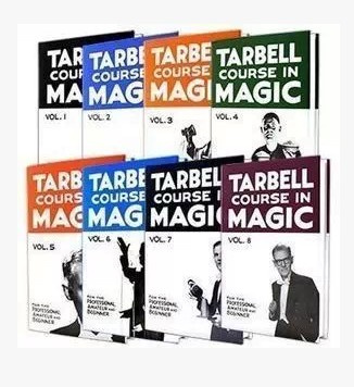 Harlan Tarbell - Complete Tarbell Course in Magic(1-8) (PDF Download)