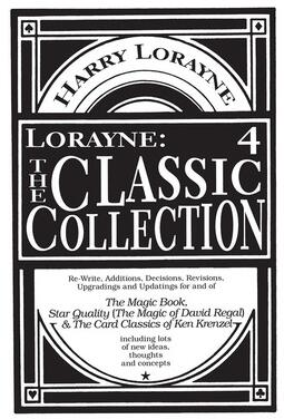 Harry Lorayne - The Classic Collections Volume 1-4