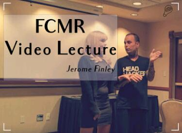 Contact Mind Reading (CMR Lecture) by Jerome Finley