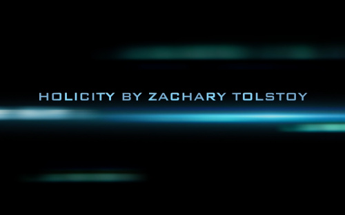 2015 Holicity by Zachary Tolstoy (Download)
