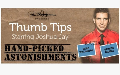 2013 Hand-Picked Astonishments: Thumb Tips (Download)