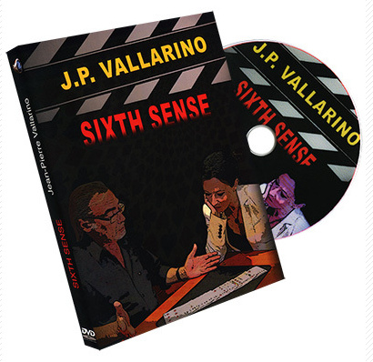 2015 The 6th Sense by Jean Pierre Vallarino (Download)