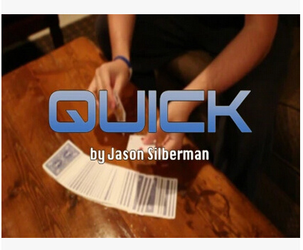 2014 Quick by Jason Silberman (Download)