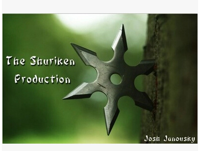 2014 The Shuriken Production by Josh Janousky (Download)