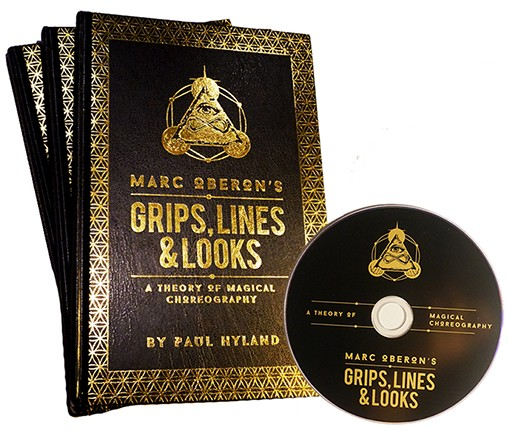 Grips, Lines and Looks (video & PDF Download) by Marc Oberon
