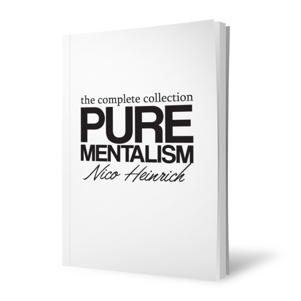Pure Mentalism by Nico Heinrich (the complete collection) PDF