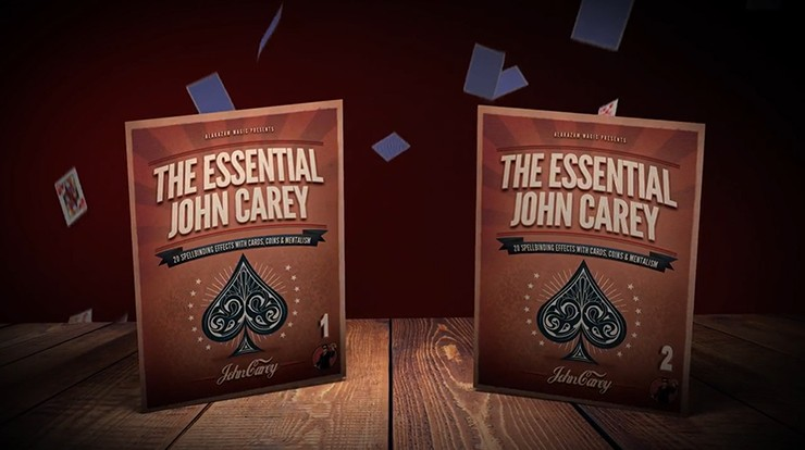 Essential Carey by John Carey (2 vols set)