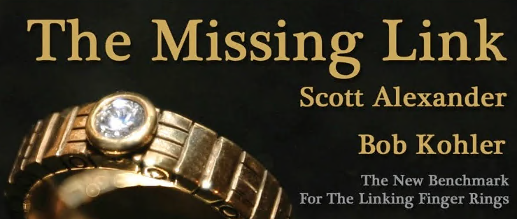 The Missing Link by Scott Alexander and Bob Kohler