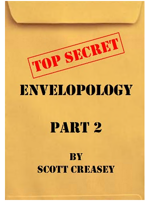 Envelopology Part 2 by Scott Creasey
