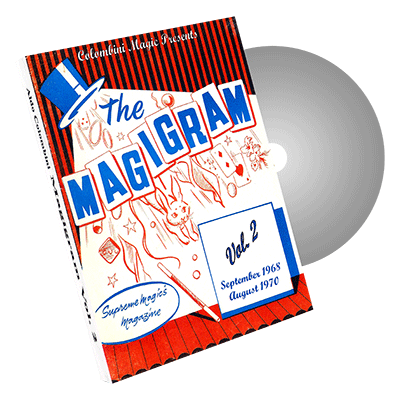 Magigram Vol 2 by Aldo Colombini