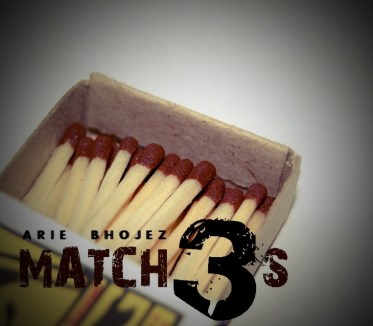 Match3s by Arie Bhojez
