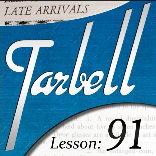Tarbell 1 - 91 by Dan Harlan collections