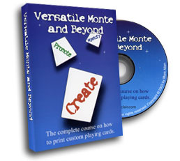 Mark Allen - Versatile Monte and Beyond (DVD Download)