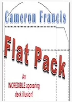 2015 Flat Pack by Cameron Francis (Download)