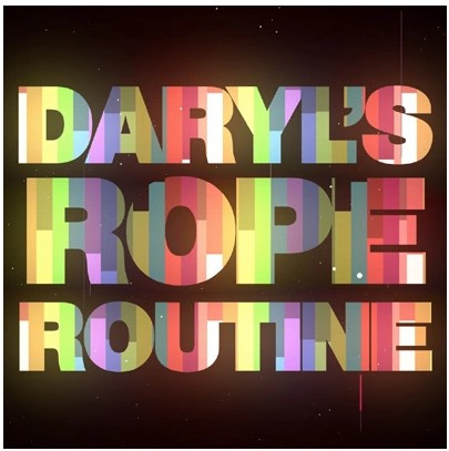 2015 Daryl's Rope Routine by Daryl (Download)