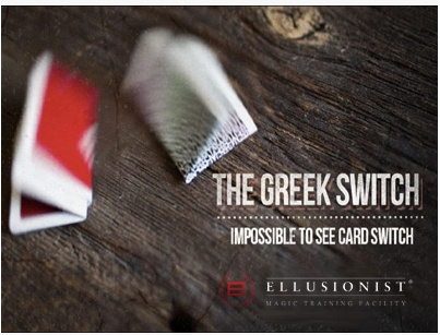 2015 The Greek Switch by Perseus Arkomanis (Download)