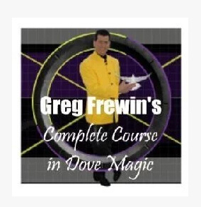 Greg Frewin Complete Course in Dove Magic 3 vols (Download)